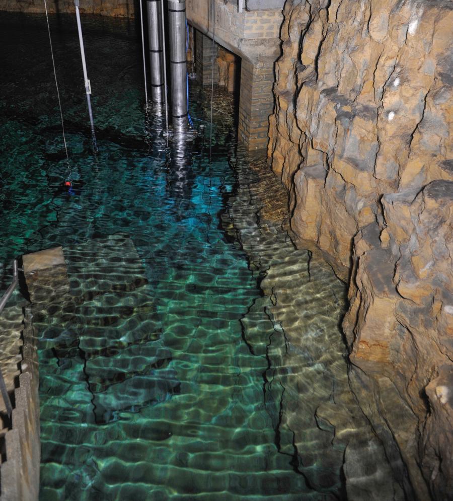 L'eau souterraine